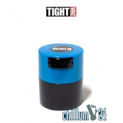 Tightvac Mini 0,12L Vakuumdose blickdicht Black-Blue