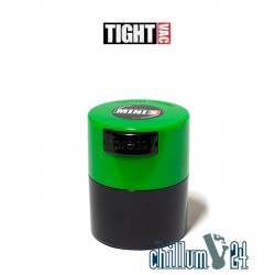 Tightvac Mini 0,12L Vakuumdose blickdicht Black-Green