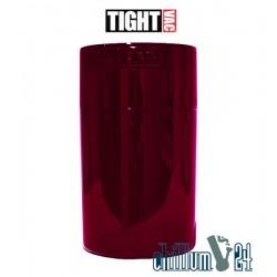 Tightvac Vakuumdose 0,57l rot transparent 14cm hoch