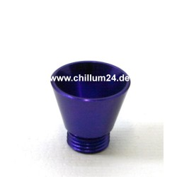 Aluflutsch-Schraubkopf Medium  Lila