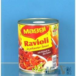 Dosenversteck Maggi Ravioli 850ml