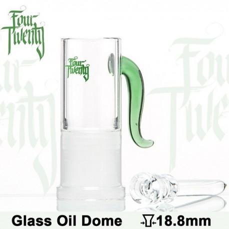 FourTwenty 420 Series Öl Aufsatz 18.8er Female Green
