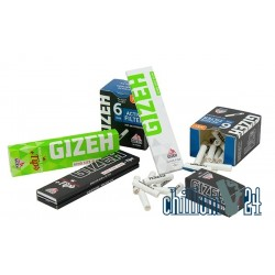 Gizeh Survival Pack Green