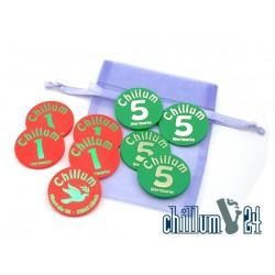 25 Euro Gutschein Wertmarken