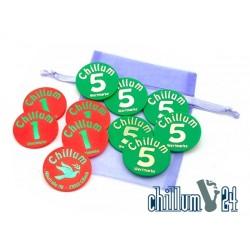 35 Euro Gutschein Wertmarken