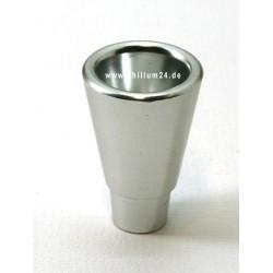 COSMIC Modul 6 Flutsch Steckkopf 3,7cm Silber