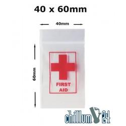 BAGGIES First Aid 40x60mm ca.100 Stück