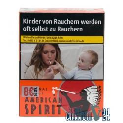American Spirit Original Orange Zigaretten Big Pack 24 Stk.