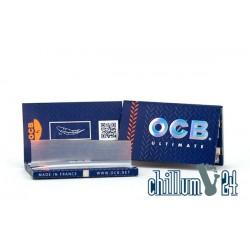 Box 25x 100 Blatt OCB Double Ultimate