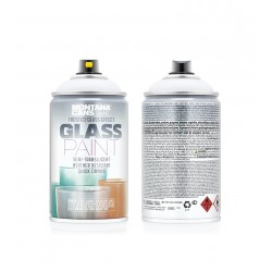 Montana Glass Paint GP9100 Frosted Matt White 250ml
